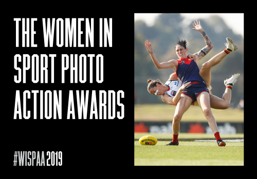 Women In Sport Photo Action Awards Exhibition
